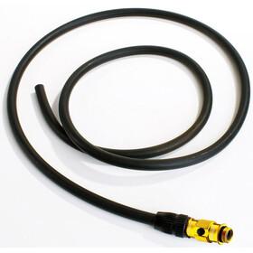 Lezyne Ersatzschlauch mit ABS Flip-Ventil f. Pressure und MFD Pumpen gold-glänzend
